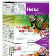 Чайный напиток «Букет Сибири»