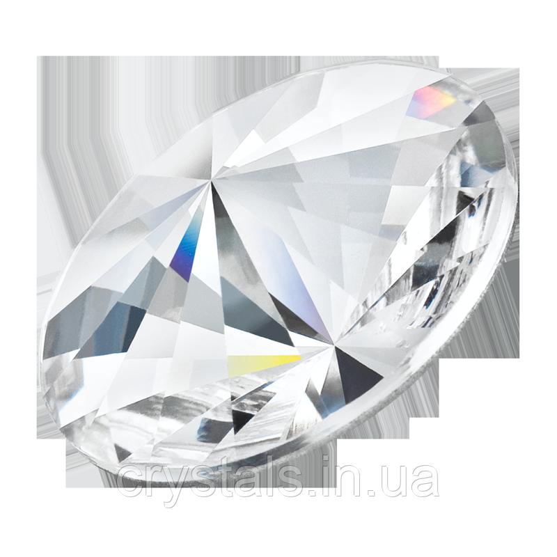 Риволи Preciosa (Чехия) 18 мм Crystal