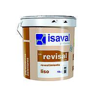 Акриловая водоэмульсионная краска для наружных работ Ревисаль Лисо 15л=120м2