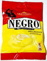 Конфеты мед c ментолом Negro Мéz - Mentol 79 гр