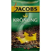 Кофе молотый Jacobs Kronung Classic 500гр