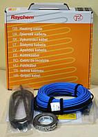 T2BLUE - нагревательный кабель для теплого пола (10ВТ/М) (для деревянных полов) 1,6-2 м. кв.