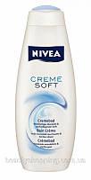 Крем-гель для душа Nivea Creme soft 750 мл
