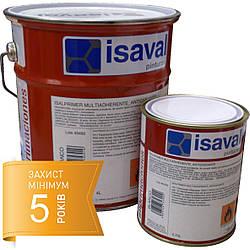 Универсальный грунт для подготовки и защиты железа, алюминия, оцинковки, меди и т. д. Изалпраймер 4л