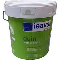 Экологическая краска для детских комнат, больниц, садиков, школ, без запаха, не вызывает аллергии ДУИН 4л