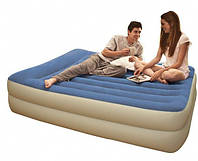 Надувная кровать Intex 67714 (203х152х47) см