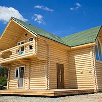 Продам дом на берегу озера 112 м2 + цокольный этаж 40 м2