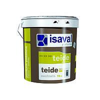 Краска интерьерная ISAVAL Тейде (Испания) 4 л тонированная - краска высшего качества для стен и потолков