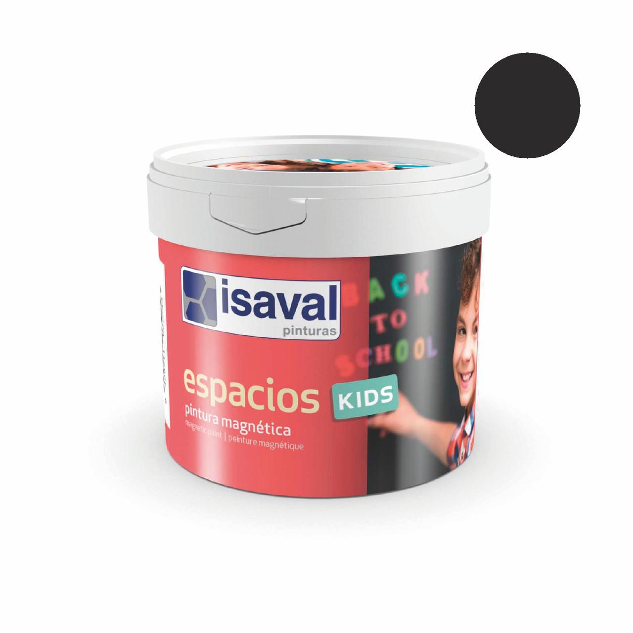 Магнітна фарба для дитячої кімнати - Espacios Kids 0,5 л isaval