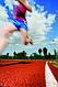 Спортивная краска для спортивных площадок, теннисных кортов, зелёная, красная 15л=150м2 isaval, фото 4