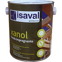 Грунтовка для дерева с добавками против танинов Ксанол Фондо 2,5л=30м2 isaval