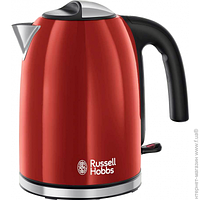 Электрочайник Russell Hobbs Colours Plus Flame Red (20412-70)