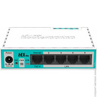 Маршрутизатор Mikrotik RouterBoard Hex lite (RB750r2)