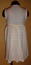 Платье без рукавов с бантиком, фото 2