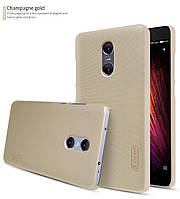 Чехол Nillkin Matte для Xiaomi Redmi Pro (+ пленка) золотой