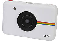 Цифровая камера для мгновенных фотографий POLAROID SNAP - белая