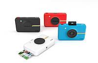 Цифровая камера для мгновенных фотографий POLAROID SNAP - черная