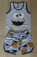 Пижама детская-шорты и майка