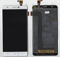Дисплей + сенсор Oukitel U15 Pro Белый