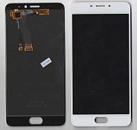 Дисплей + сенсор Meizu M5 NOTE M621Q M621H білий