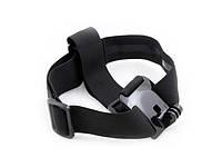 Крепление на голову для GoPro HERO 4 3+ 3 2 1 / SJCAM