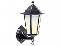 Світильник садово-парковий PALACE A01 60Вт Е27 чорний-срібло