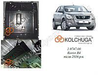Защита двигателя Ravon R4 с 2016 г. (ТД Кольчуга)
