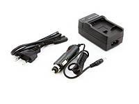 Автомобильное зарядное устройство + адаптер для GoPro