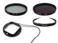 Набор фильтров для GoPro 58 мм