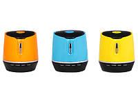 Bluetooth беспроводной динамик оранжевый
