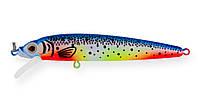 Воблер Strike Pro Alpha Minnow 95 плавающий 9,5см 9гр Загл. 0,6м -1,6м A141