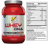 Протеин BSN DNA Whey-800 грамм