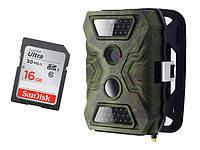 Камера лесная 12MP ИК + SanDisk 16GB