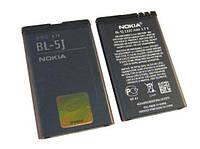 АКБ Nokia BL-5J Nokia 5800/ 5230/ N900/ X6/ 5228/ X1-01/ 200