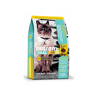 Сухой корм 1,8 кг для кошек с проблемами желудка, кожи и шерсти Нутрам I19 / Ideal Solution Support Sensetive Coat NUTRAM