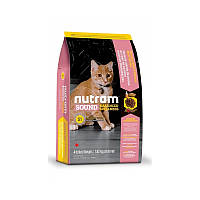 Сухой корм 20 кг для котят Нутрам S1 / Sound Balanced Wellness Kitten NUTRAM