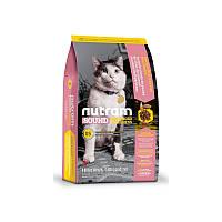 Сухой корм 320 гр для взрослых и пожилых кошек Нутрам S5 / Sound Balanced Wellness Natural Adult & Senior Cat  NUTRAM