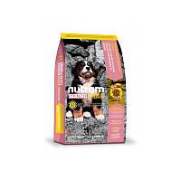 Сухой корм 13,6 кг для щенков крупных пород Нутрам S3 / Sound Balanced Wellness Puppy Large Breed NUTRAM