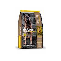 Сухой корм 2,72 кг для собак и щенков Нутрам T26 / Total Grain-Free Lamb & Lentils Dog NUTRAM