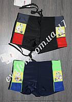 Купальные шортики для мальчиков