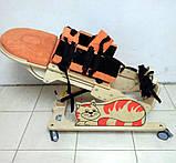 Б/У Статичний вертикалізатор КОШЕНЯ 1 AkcesMed Standing frame CAT 1, фото 3