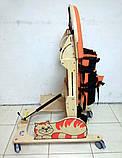 Б/У Статичний вертикалізатор КОШЕНЯ 1 AkcesMed Standing frame CAT 1, фото 5