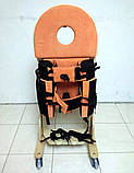 Б/У Статичний вертикалізатор КОШЕНЯ 1 AkcesMed Standing frame CAT 1, фото 6