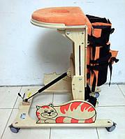 Б/У Статический вертикализатор КОТЕНОК 1 AkcesMed Standing frame CAT 1