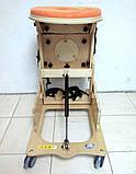Б/У Статичний вертикалізатор КОШЕНЯ 1 AkcesMed Standing frame CAT 1, фото 7