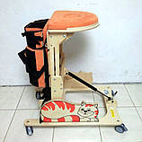Б/У Статичний вертикалізатор КОШЕНЯ 1 AkcesMed Standing frame CAT 1, фото 9