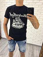 """Мужская футболка  """" Paul & Shark """" Dress Code"""