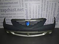 Бампер передний Dacia Logan 05-08 (Дачя Логан), 8200590865