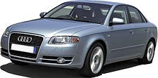 Чехлы на Audi A-4 (B7) Avant 2004-2007 гг.