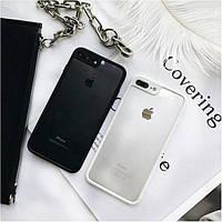 """Чехол """"Силиконовый прозрачный"""" для IPhone 7"""